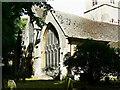 SO9422 : St Mary's Church south-western corner, Cheltenham by Brian Robert Marshall