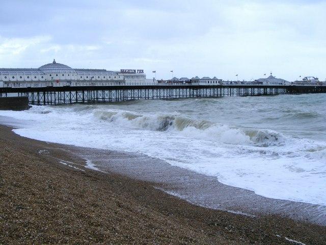 Last pier standing