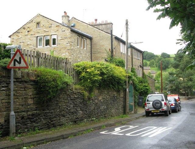 Calf Hill Road