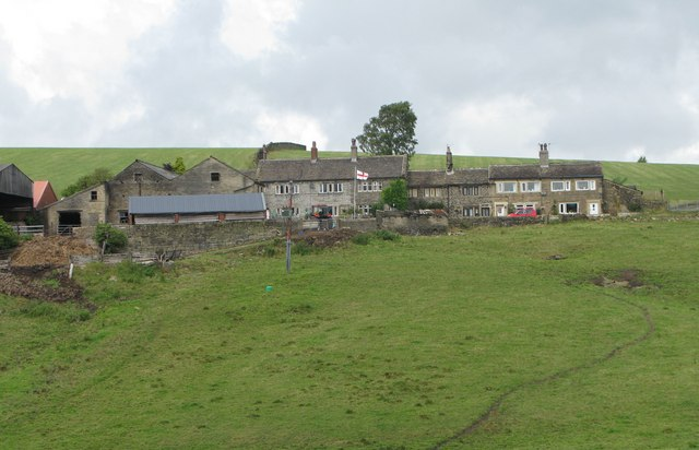 Carlin Farm, Oldfield Road
