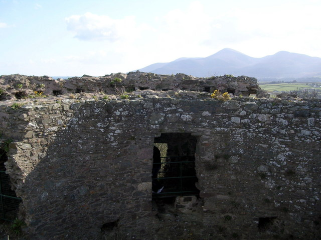 The Keep, Dundrum Castle