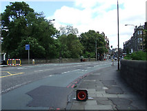 NT2273 : Bridge over Water of Leith by Thomas Nugent
