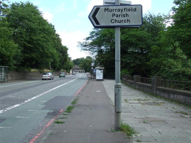 Corstorphine Road