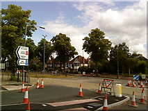 SP0583 : Junction of Edgbaston Park Road and Bristol Road by Andrew Abbott