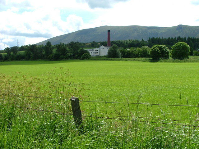 Field near Milltown of Edinvillie