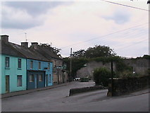 N0015 : Banagher: the old barracks by the bridge by Christopher Hilton