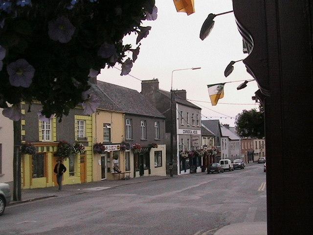 Banagher: Main Street