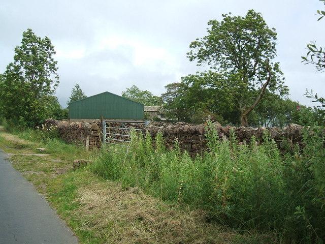 Farm buildings, Grassgill