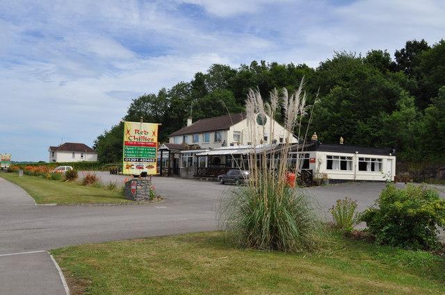 The Wentwood Inn, A48