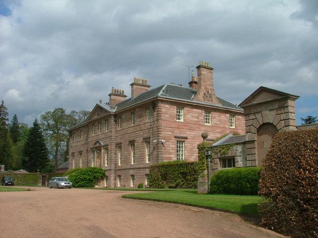 Mertoun House