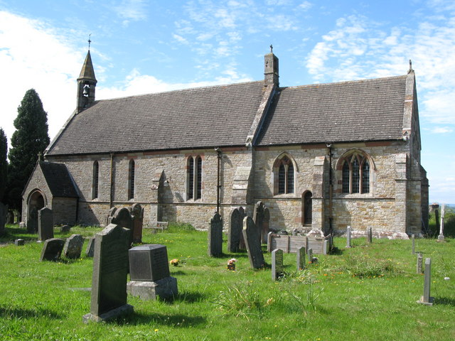 Church of St. Mary and St. Patrick, Lambley