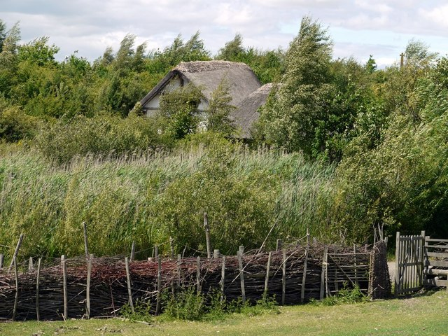 Reconstructed Anglo-Saxon buildings, Bede's World