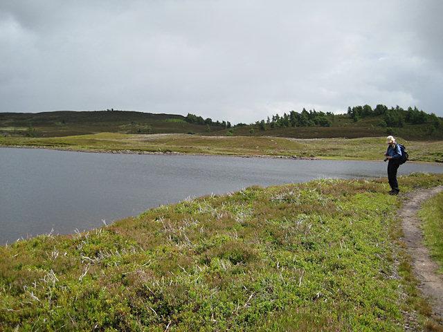 Lochan Oisinneach Mòr