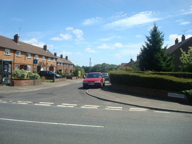 Thorne Estate, Pluckley Thorne