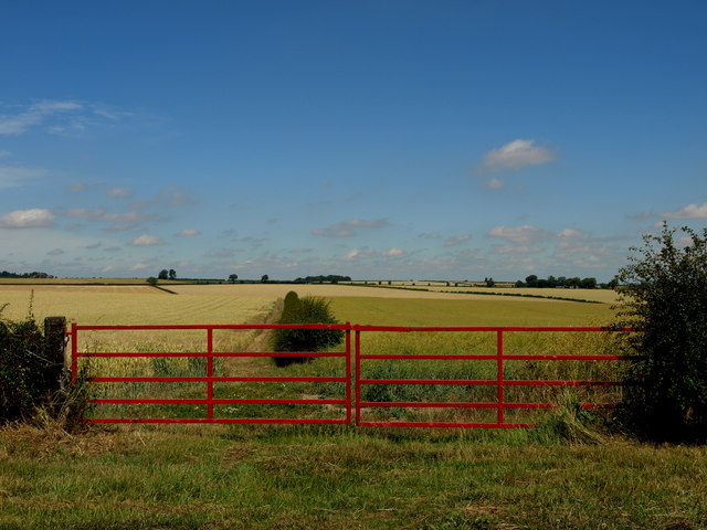 Red Gates at Holme Wold