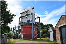 TM4160 : Friston Post Mill by Ashley Dace
