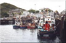 NM6797 : Mallaig Harbour by nick macneill