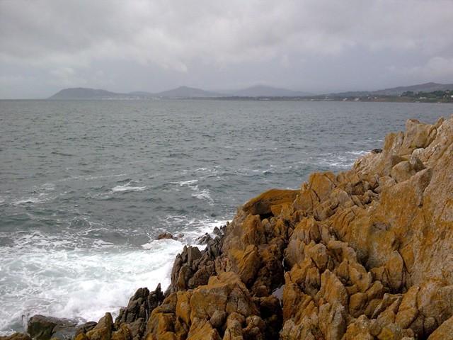 Rocky Shoreline at Hawk Cliff, Dalkey, Co. Dublin