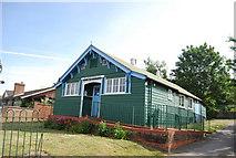 TG2010 : Hellesdon Parish Hall by N Chadwick