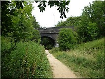 SP5174 : Nature Reserve, Rugby, Warwickshire by Graham Hogg