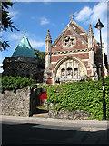 TM3389 : The Catholic church of St Edmund, Bungay by Evelyn Simak