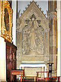 TM3389 : The Catholic church of St Edmund, Bungay - Lady chapel by Evelyn Simak
