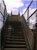 TA1031 : Footbridge to the River Hull by Ian S