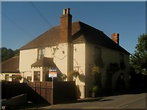TR1947 : Was the Palm Tree Public House, Elham by David Anstiss