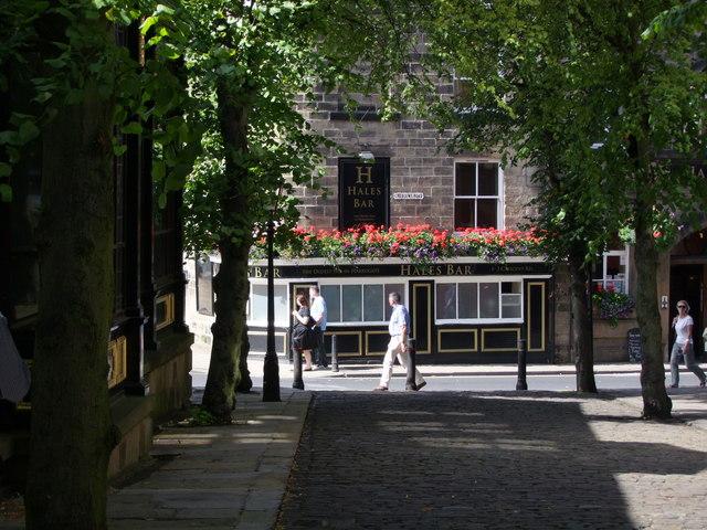 Harrogate - Hales Bar