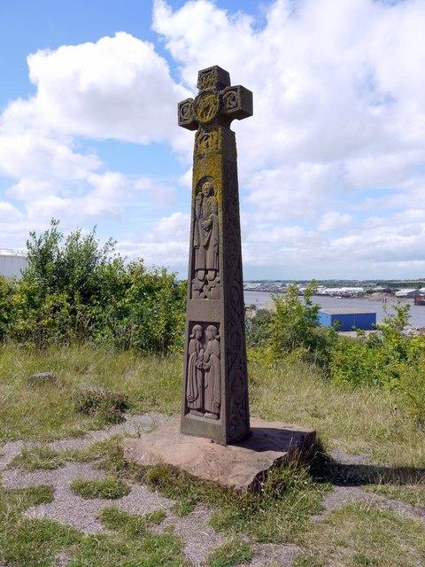 Northumberland Cross, Bede's World