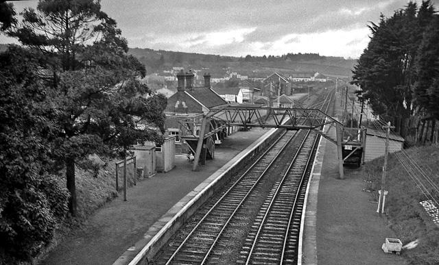 Budleigh Salterton Station