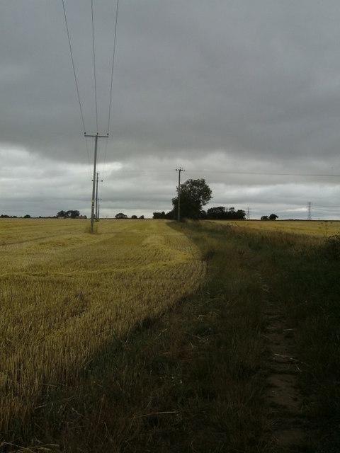 Path to Hungerhills