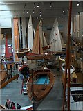 SW8132 : Inside the National Maritime Museum in Falmouth by Neil Theasby