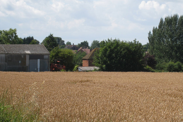 Dambridge Oast, Staple Road, Wingham, Kent