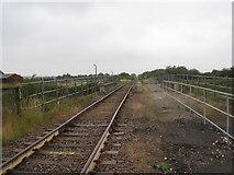 TA0623 : Railway to Barton on Humber by Jonathan Thacker
