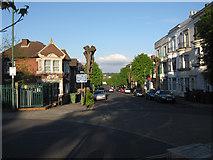 SU4212 : Cranbury Avenue by Hugh Venables