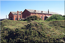 TR2955 : Hammill Brickworks Buildings by Oast House Archive