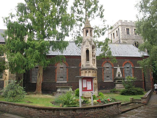St Mary Magdalene, Richmond