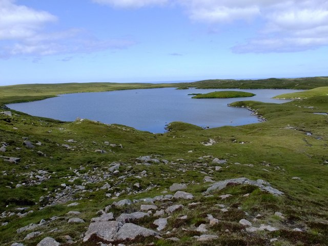 Sandy Water from Knowe of Sandy Water