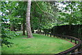 TG2007 : Eaton Park - miniature railway by N Chadwick