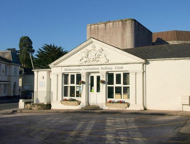 Sailing club, St Marychurch