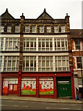 SK5640 : Imperial House, Derby Road by Andrew Abbott