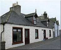 NX3343 : 1/3 Fishermans Cottage by Andy Farrington