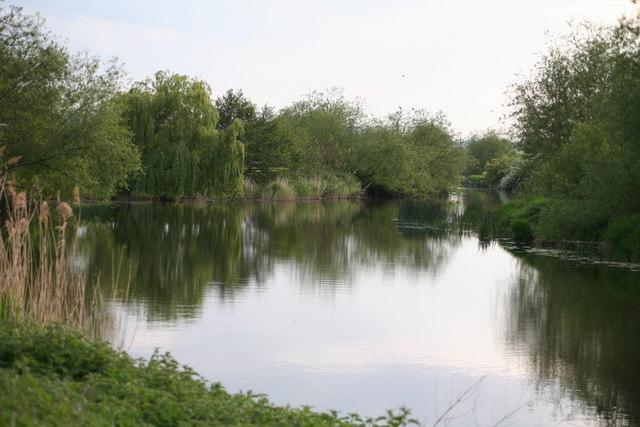 River Avon at Offenham