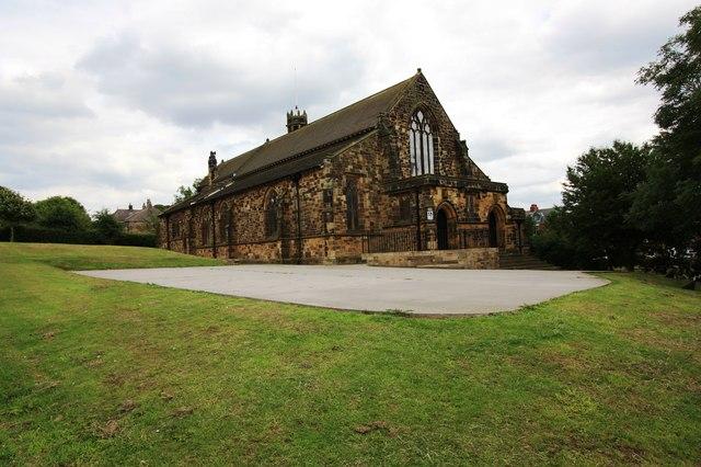 Church in Brotton