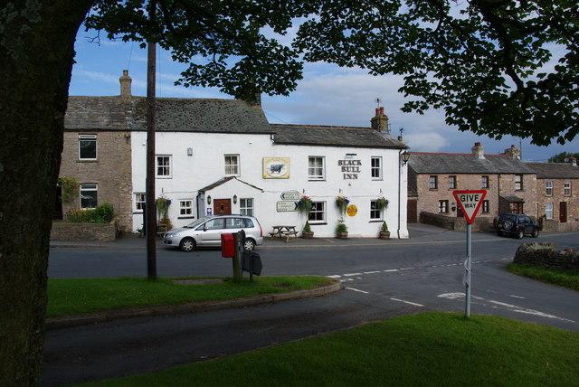 Black Bull Inn, Nateby