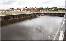SO8453 : Diglis Dock by Bob Embleton