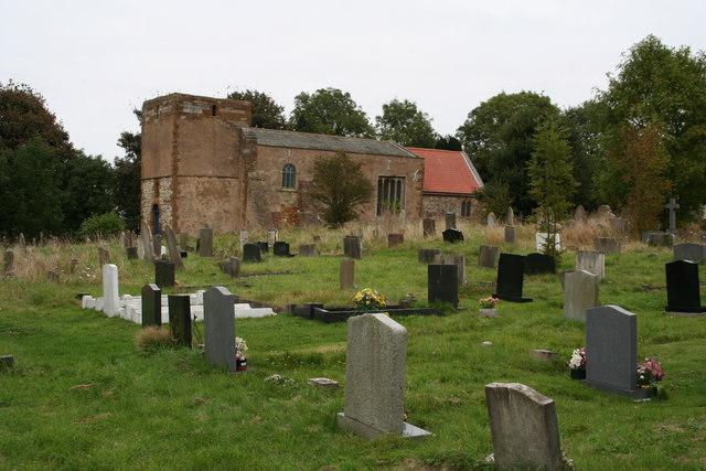 St Mary's Church (Barnetby-Le-Wold)
