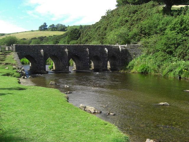 Lanacre Bridge