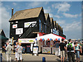 TR1066 : Whitstable oyster festival (2) by Stephen Craven